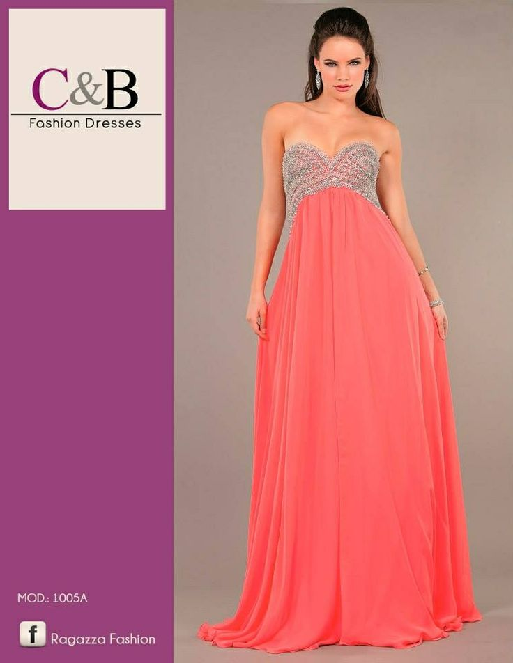 39 best C&B vestidos de fiesta images on Pinterest | Fiestas ...