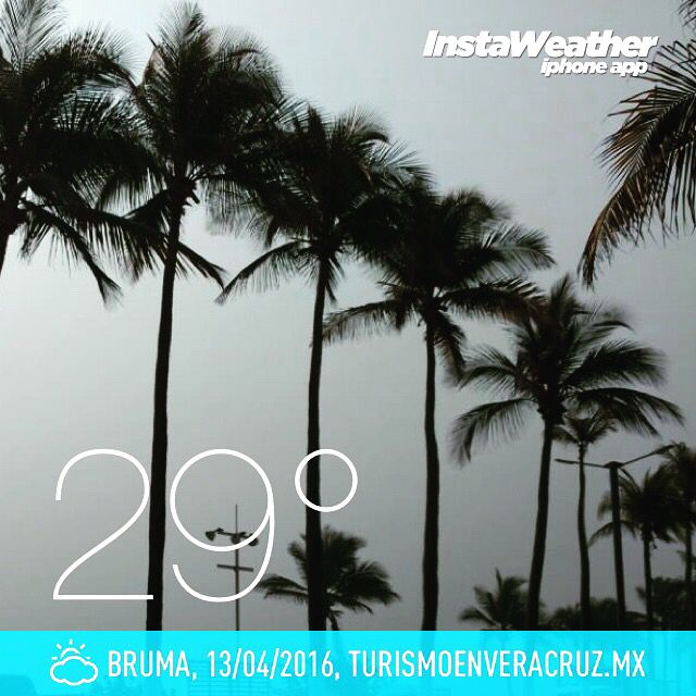 Buenos días #Veracruz http://www.turismoenveracruz.mx #clima