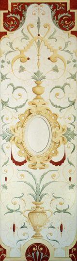 Wood decorative panel
