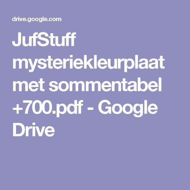 JufStuff mysteriekleurplaat met sommentabel +700.pdf - Google Drive