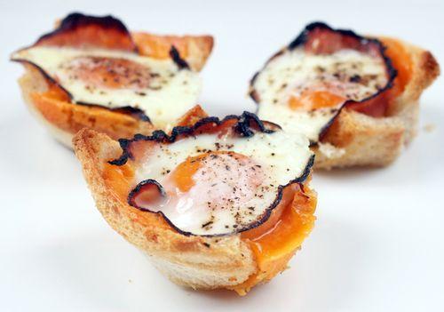 Breakfast Buttercups #breakfast