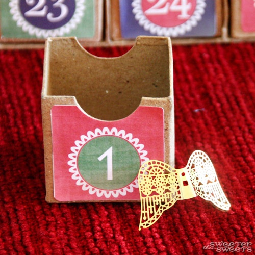 SweeterThanSweets: Advent Calendar: Teach the True Story of Christmas (Tutorial)