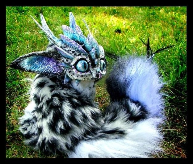 15 Majestic Mythical Creatures Up For Adoption