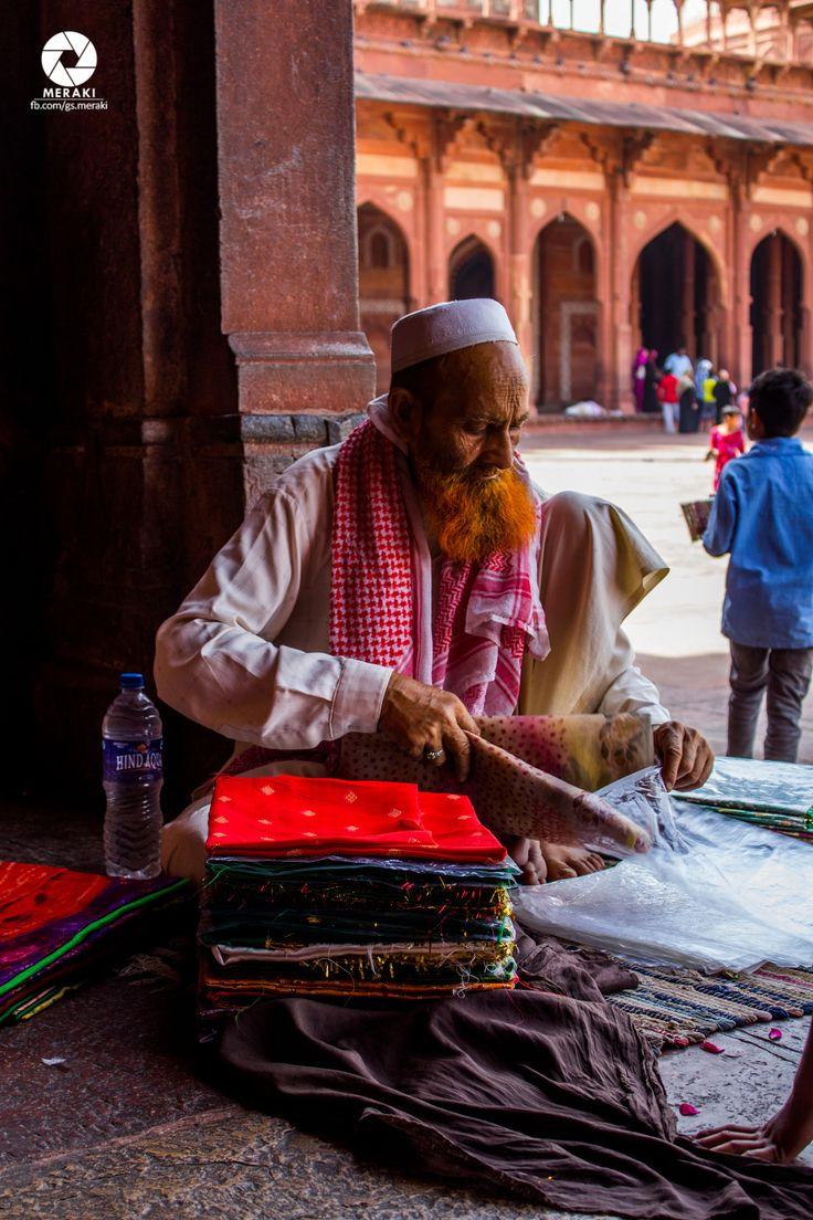 Does age really matter? by Meraki Photography on 500px #agged #architecture #color #colors #fatehpur sikri #fatehpursikri #gsmeraki #old #oldman #street photography #streetphotography