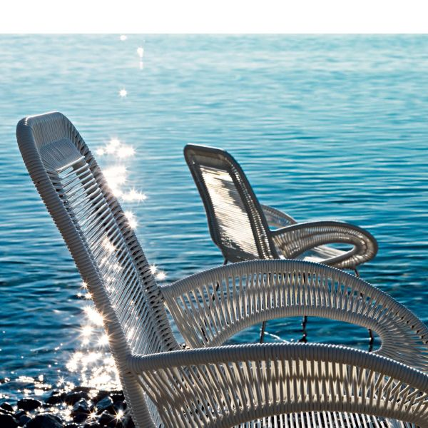 Timeless in style and form #chair #design #outdoor #summer2014