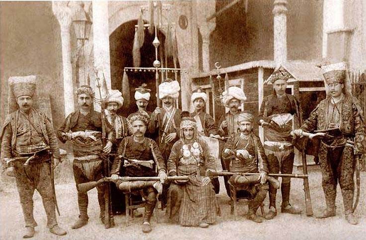 Christian boys who appeared to be strong and talented were taken and enslaved from throughout the Ottoman Empire to be trained and educated to serve the Empire as Janissaries. Even though they were enslaved, their excellent training allowed them, in time, to become part of the ruling class.