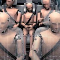 Типы ремней автомобиля на детские кресла автомобильные (ALR/ELR)