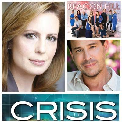 Emmy winner Martha Byrne discusses her new primetime series, NBC's Crisis. Plus, Ricky Paull Goldin discusses Beacon Hill and his entry into home renovation. Soap Central Live airs Fridays at 6PM Eastern/3PM Pacific. Call in and be part of the show, toll-free at 866.472.5788. Listen at http://soapcentral.com/scl