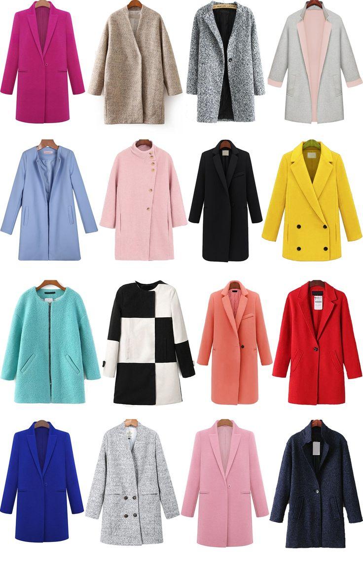 Wool coats under $50  No.1 on the November LIST    www.lovebeingpetite.com