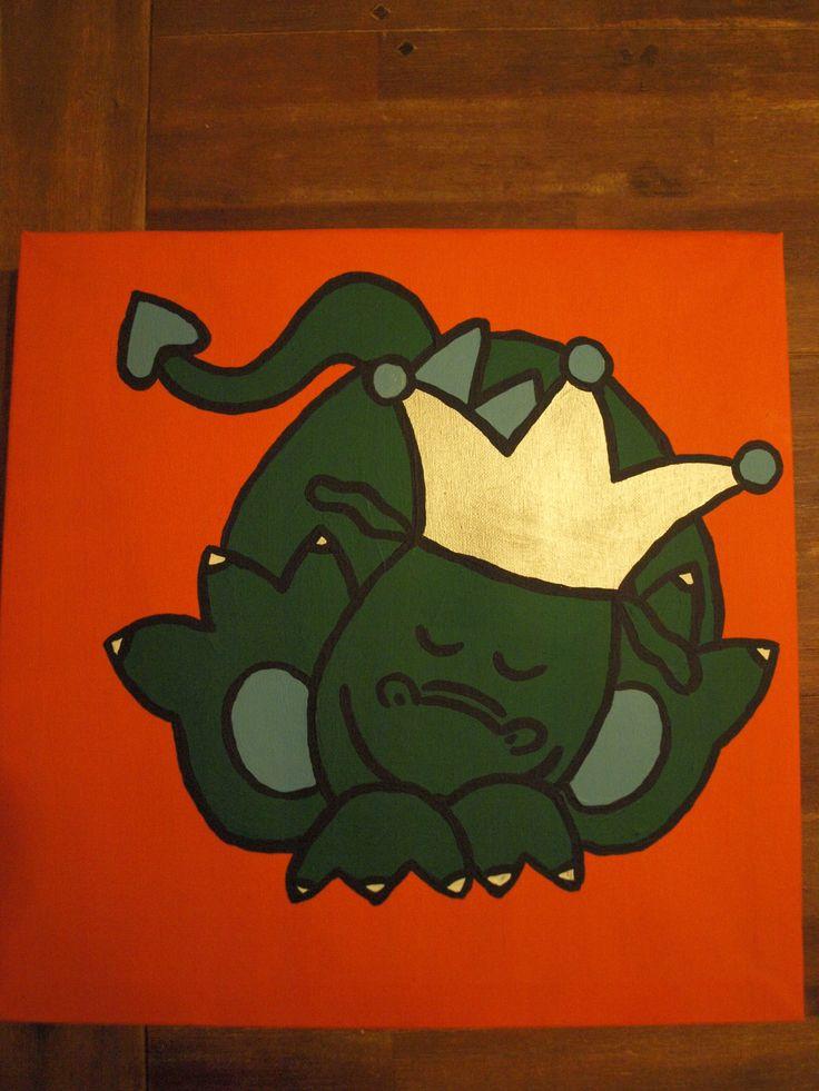 ... voor kinder/babykamer  Naai en schilder ideeën  Pinterest