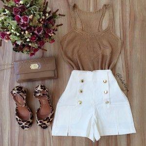Conjunto de roupa #perfeito