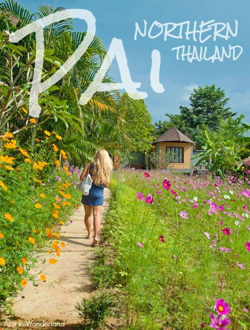 My Northern Thailand paradise, the much beloved, technicolor hippie enclave in the mountains that is Pai | Alex in Wanderland