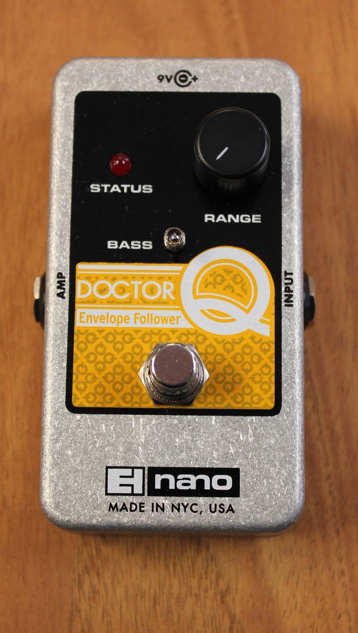 38 Best Guitar Pedals Images On Pinterest Effects Bbe Wah Class A Circuit Design Pedal Icon Music Electro Harmonix Nano Doctor Q Envelope Filter