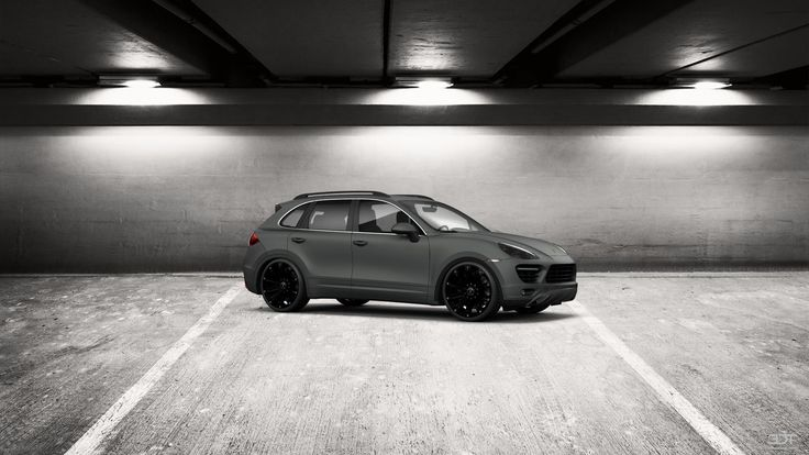 Checkout my tuning #Porsche #Cayenne 2012 at 3DTuning #3dtuning #tuning