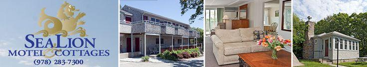 Gloucester MA Motels Hotels, Sea Lion Motel & Cottages