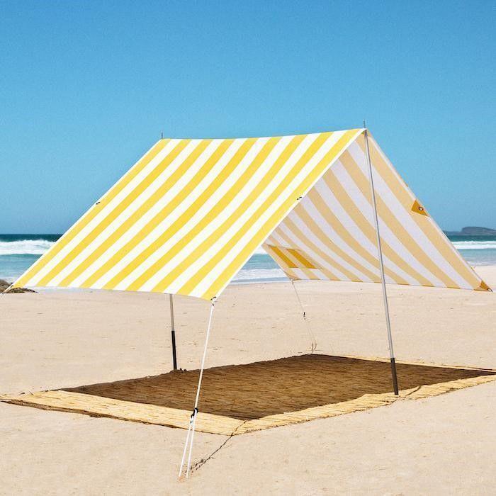 Canopy Nice And Beautiful Durable White Aluminum Alloy Carport Beach Tent Beach Shade Tent