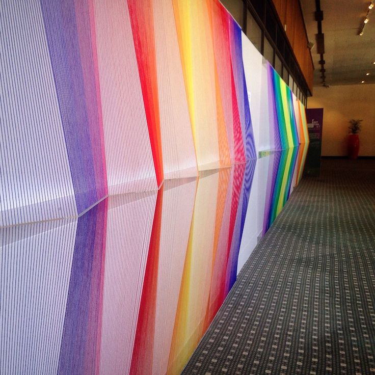 """A roundup of 10 """"rainbow installation"""" artists by MyModernMet"""