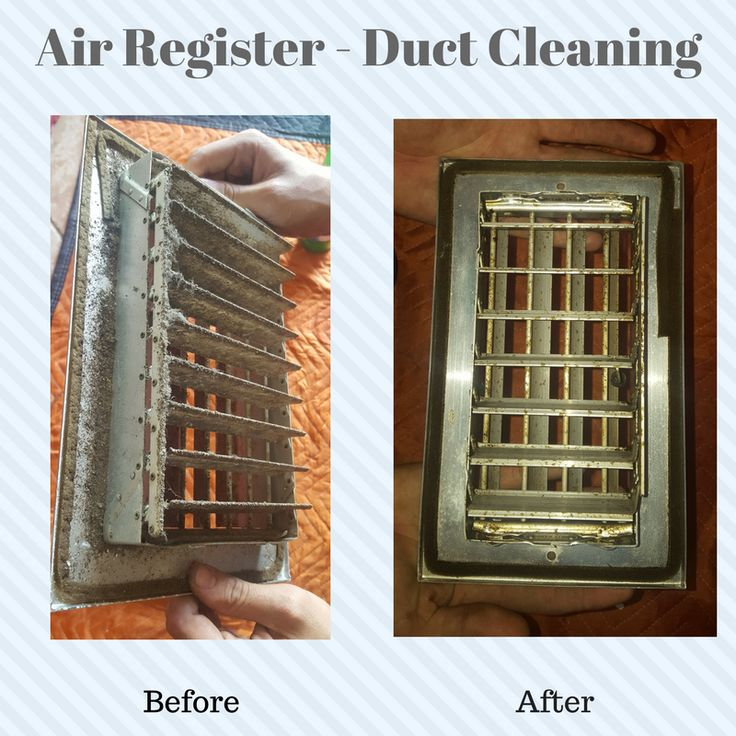 how to clean air conditioning ducts and vents