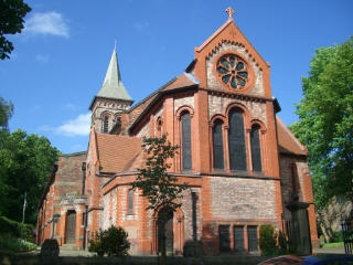 St. Vincent's RC Church, Altrincham