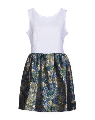 印花;I found this great GAeLLE BONHEUR Short dress on yoox.com. Click on the image above to get a coupon code for Free Standard Shipping on your next order. #yoox