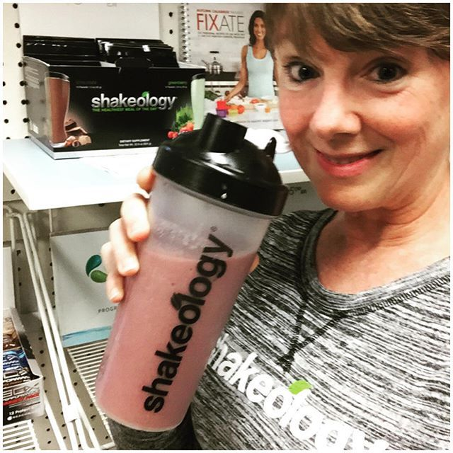 Oh yeah I my Shakeology!!! Can you tell?? I have a few free samples left for this month...intetested