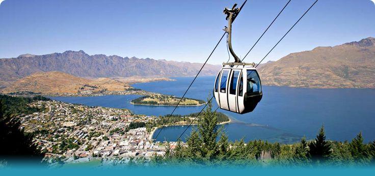 Skyline Gondola Queenstown | Skyline New Zealand