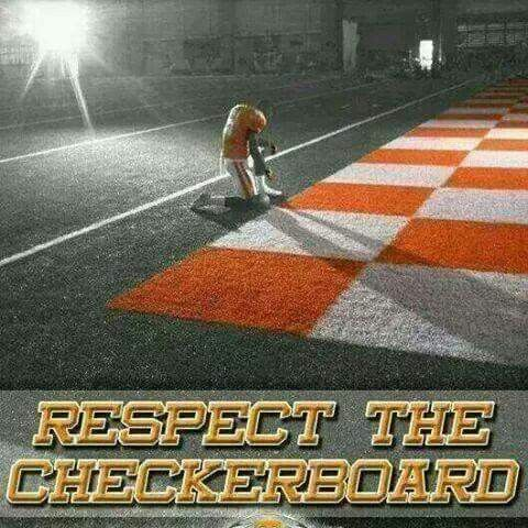 "And all of VOL NATION said ""AMEN""."