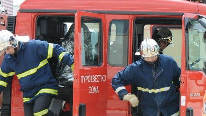 Τραγωδία στη Λάρισα - Νεκρή γυναίκα από φωτιά σε διαμέρισμα - ΤΩΡΑ