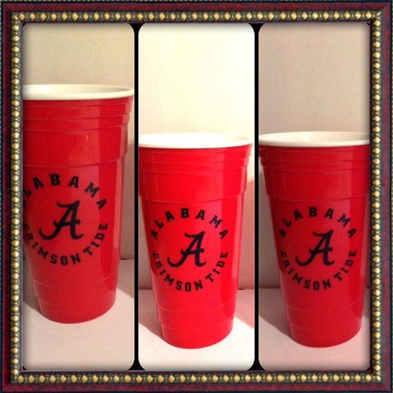 Double wall insulated 32 ounce BAMA(set of 2) on Etsy, $14.99