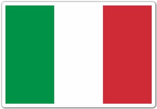 Pegatinas: bandera Italia #bandera #pegatina #TeleAdhesivo
