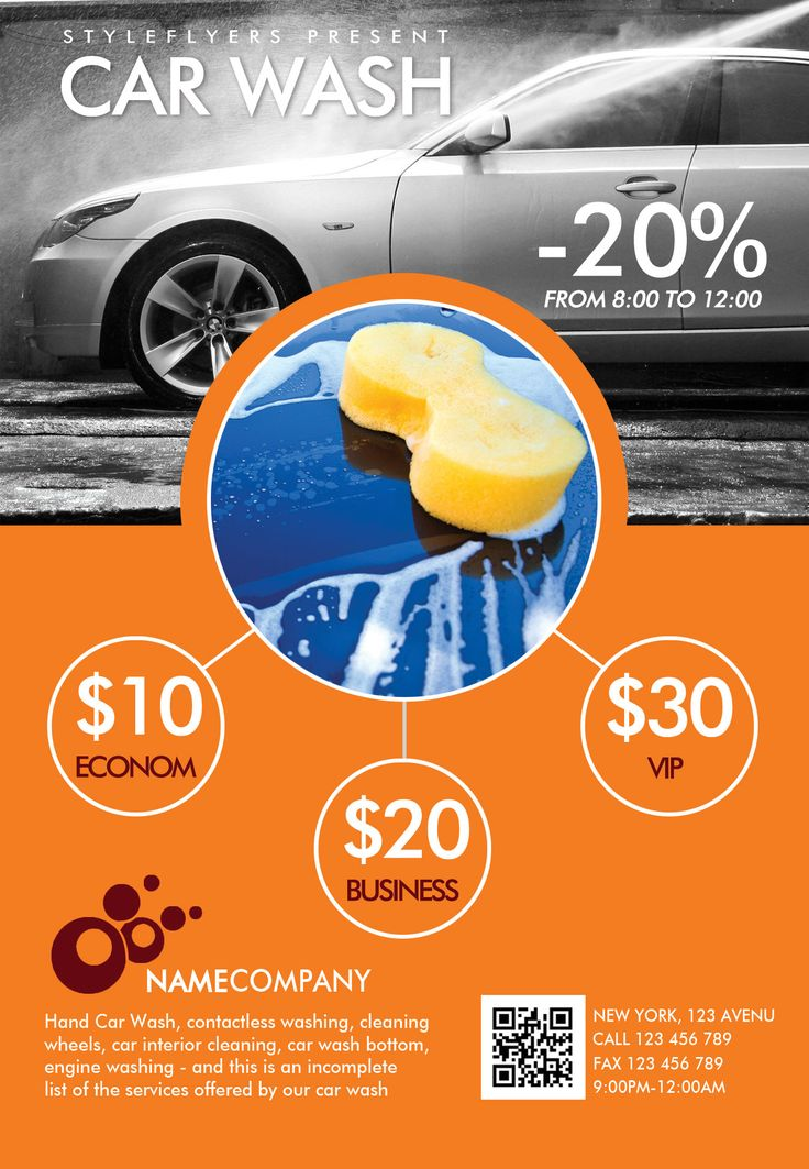 12 best Flyer Template images on Pinterest Cars, Creative and Cards - auto detailing flyer template