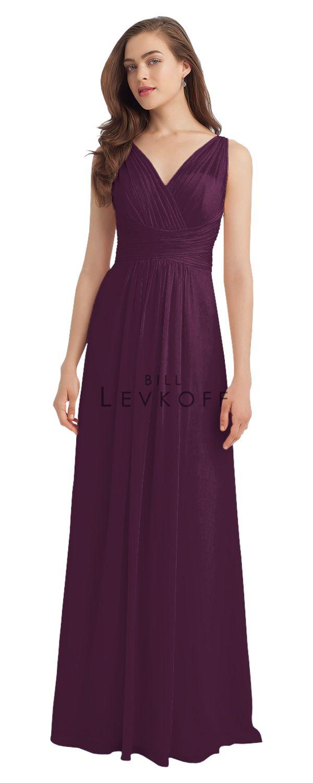Bridesmaid Dress Style 1115  Eggplant <3