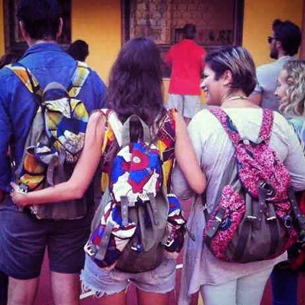 Backpacks by Kimalé