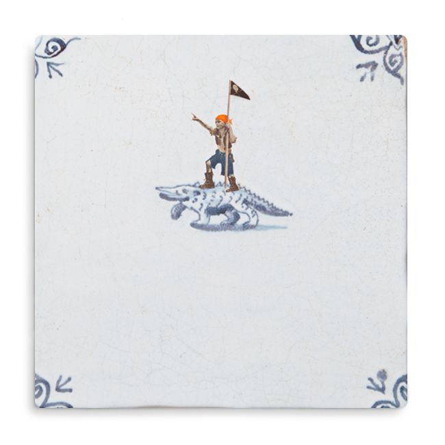 The tiles of StoryTiles are of high quality, each tile is traditionally baked at 960 °C and made in Holland. The miniature stories on StoryTiles are all designed by Marga van Oers. The pieces of art are heat and water resistant, and the unique designs will last a lifetime. We ship the securely wrapped tiles …
