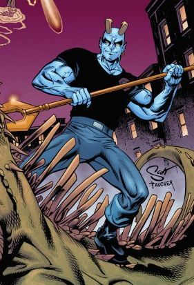 DC Comics Blue Devil