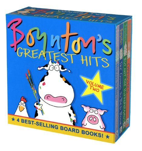 Boynton's Greatest Hits: Volume 2/The Going-To-Bed Book; ... https://www.amazon.co.uk/dp/068982663X/ref=cm_sw_r_pi_dp_98PAxbSEP9D6B
