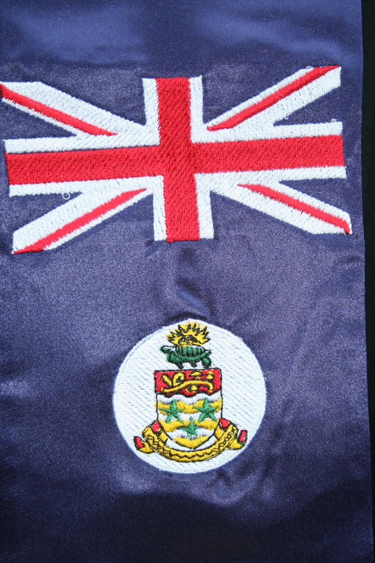 This flag will change soon.....Cayman islands will go independent in a few years