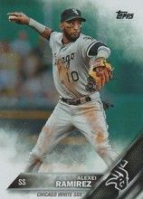 2016 Topps Series 1 Rainbow #81 Alexei Ramirez - Chicago White Sox