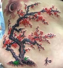 Image result for japanese trees tattoos