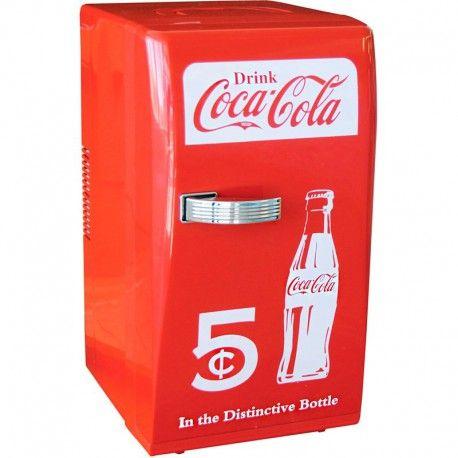 Mini frigorífico nevera Coca Cola retro