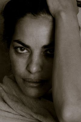 Image Buddha: One of my favorites : actress Sarita Choudhury, Brooklyn NYC 2010