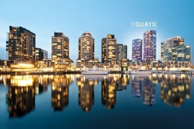 A magnificent project by MAB Corp.  The Quays, Docklands, Victoria  offtheplan.com