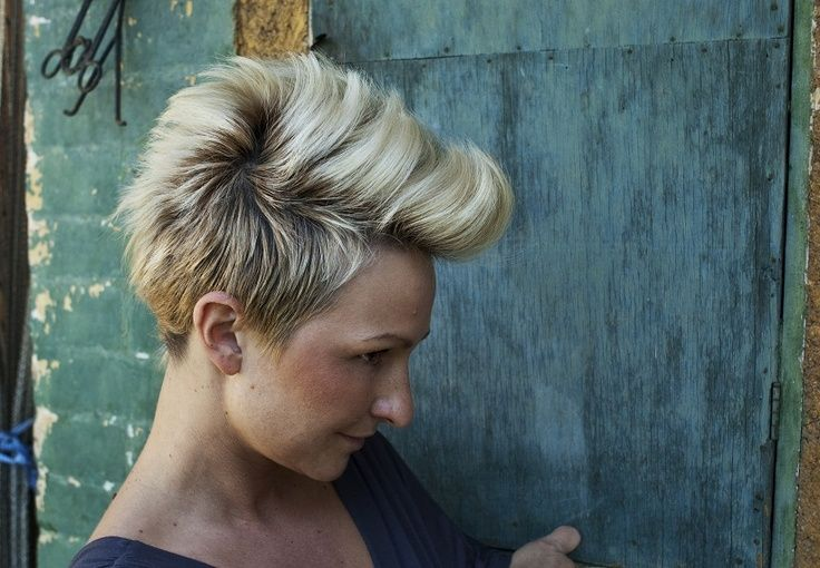 Pictures Of Faux Hawk Women Pixie Kidskunst Info