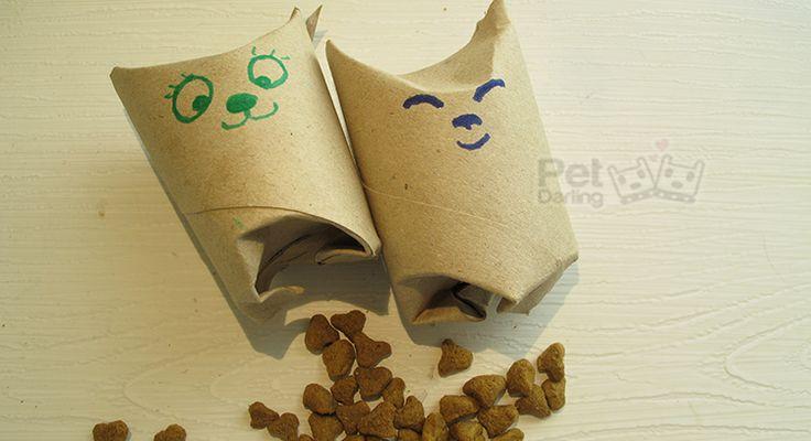 JUGUETES PARA GATOS caseros FÁCILES - Como hacer juguetes para gatos DIY! - PetDarling