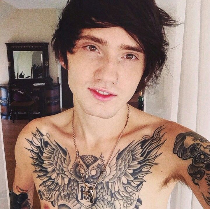 1000 images about denis shaforostov on pinterest asking for Asking alexandria tattoo