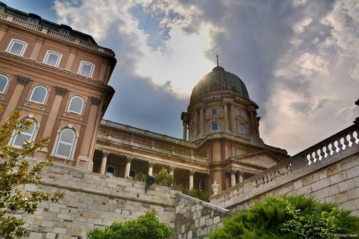 Castello di Buda #budapest