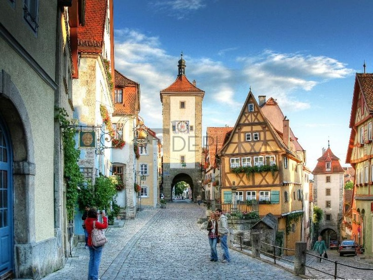 Romantyczna Droga – Romantische Straße: Favorite Places, Germany Federer, 2012 Europe, Rothenburg Holidays, Visit Town, Amazing Places, Famous Cities In Germany, Bavaria Germany, Rothenburg Ob