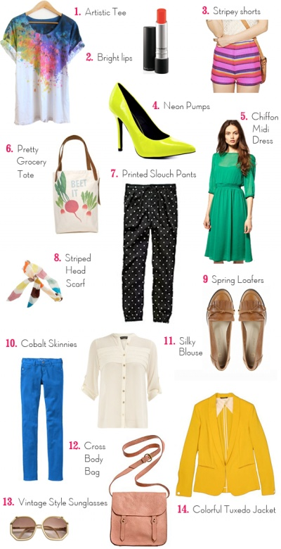 14 Must-Haves for Spring | Say Yes to Hoboken14 Wardrobes, Fashion Beautiful, Fashion Fiestas, Dresses, Spring Fashion, Clothing Call, Spring Summe Fashion, Dreams Closets, Spring Wardrobes
