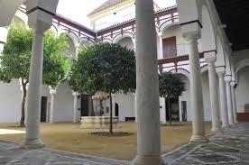 Palacio de Benameji: Patio central Museo Histórico Municipal