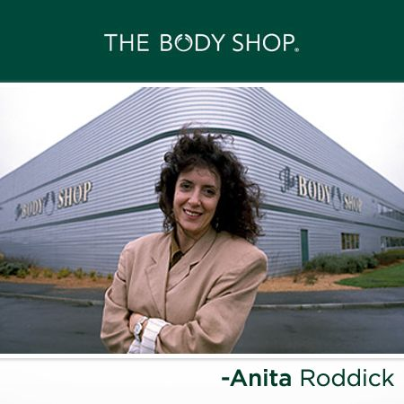 Anita Roddick, best known as the founder of The Body Shop, a cosmetics company producing and retailing beauty products that shaped ethical consumerism.   In 2006, she sold Body Shop to L'Oreal for a whopping £652 million. Anita disclosed in 2007, that she was quite ill with Hepatitis C shortly after she died from a brain haemorrhage. She left her earnings to charities.   Below is the picture of her company. Where would you like to see your legacy passed on?